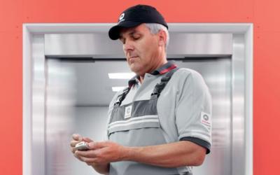 Liftų montuotojas – elektromechanikas